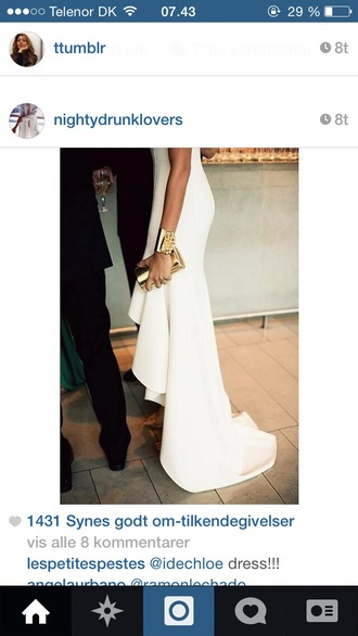prom dress dress beautiful white dress white musthave ball gown dress love inlove