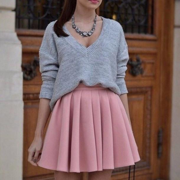 skirt pink skirt pink maxi skirt