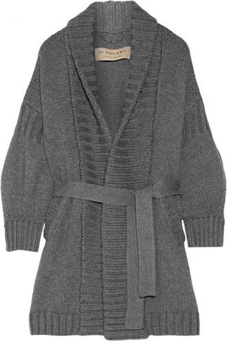 cardigan wool sweater