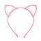 Lovely pastel color kitty cat ear headband decorated with rhinestones | ebay
