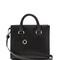 Mini albion box leather cross-body bag