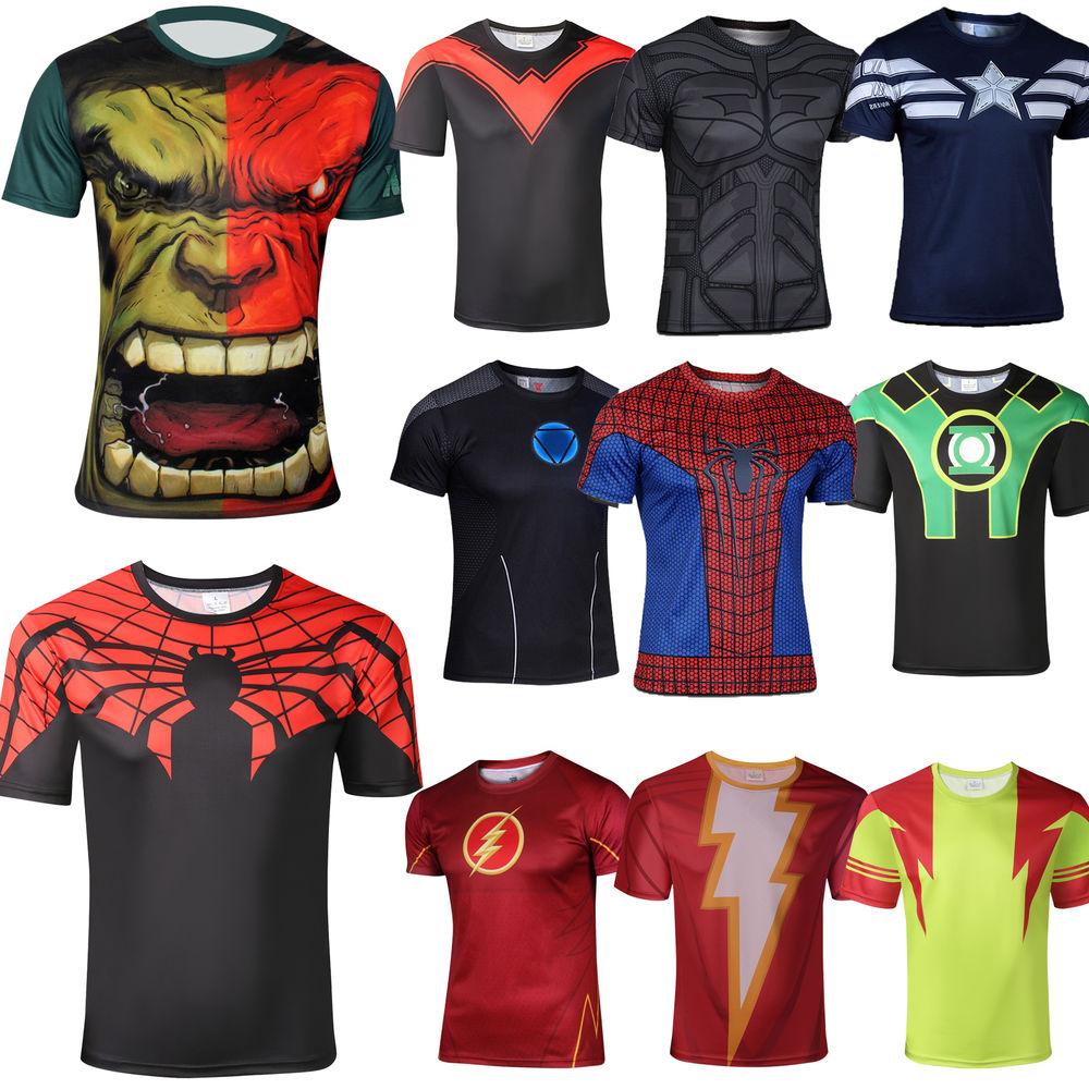 Superhero Costumes Avengers Avengers T-shirt Costume