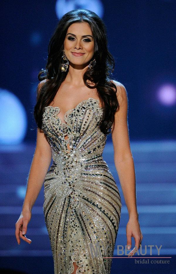 Miss Universe Pageant Dresses