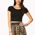 Chiffon Safari Skirt | FOREVER21 - 2000074671