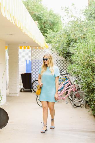 devon rachel blogger dress shoes sunglasses jewels bag
