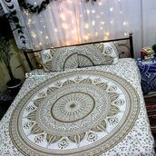 home accessory,multimatecollection,indian tapestries,large duvet cover set,boho,mandala hippie tapestry,bed decor