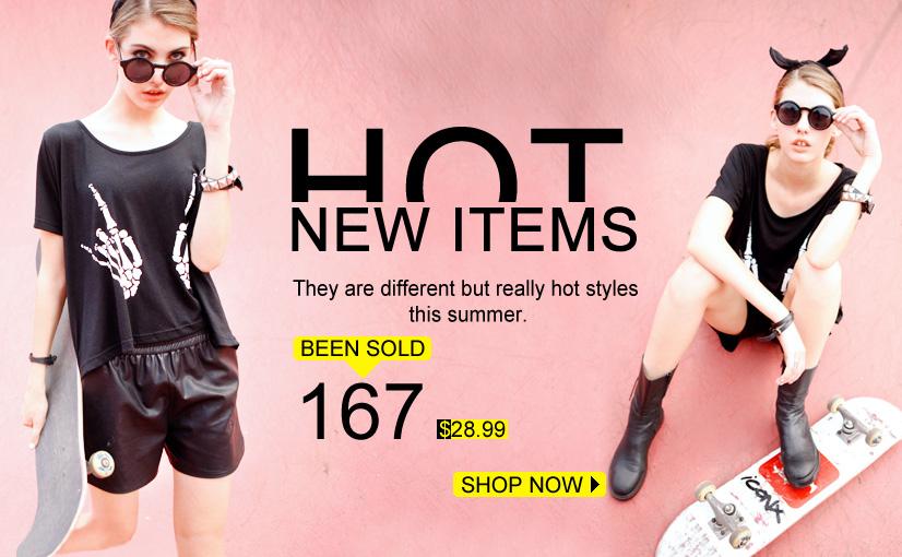 Street Fashion Online Shop