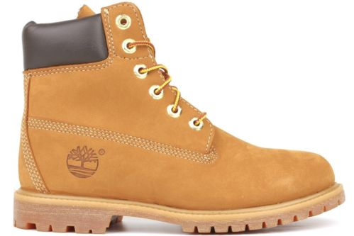 Timberland 6 inch Premium Wheat Waterproof 10361 New Women Lifestyle Boots Shoes | eBay