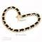 Wholesale bracelets - buy 2013 jewelry european sexy elegant fashion gold metal black ribbon bracelet bangle 60031, $3.57 | dhgate.com