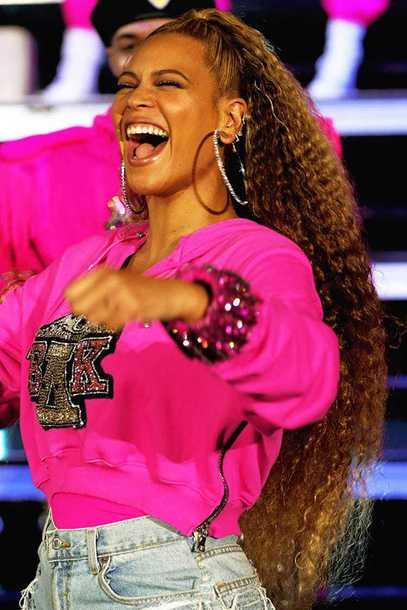 Jacket Beyonce Neon 2000s Y2k Y2k Aesthetic
