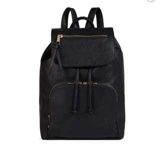 bag black bag backpack