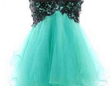 Lovely And Fantastic Lace Ball Gown..