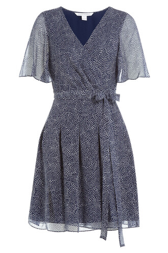 dress wrap dress silk