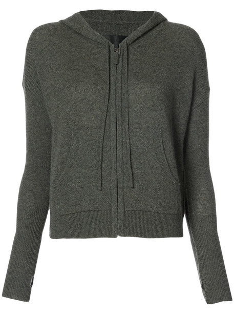 cardigan cardigan zip women green sweater