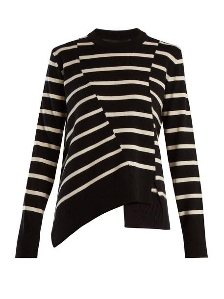 Proenza Schouler sweater wool black
