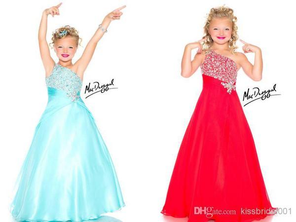 little girl pageant dresses flower girl dresses crystal dress