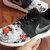 Nike Roshe Run schwarz Jahrgang komischen Mickey   Minnie V5 Edition benutzerdefinierte Männer & Frauen