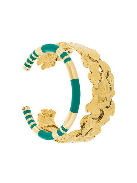 AURELIE BIDERMANN women bracelets gold grey metallic jewels