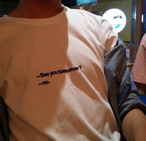 shirt tumblr dark