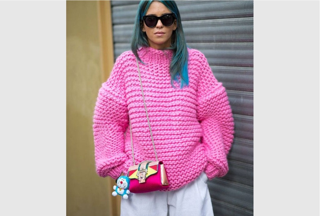 Chunky Monster's Over Size Sweater, Giant Knit Pullover, 100% Pure ...