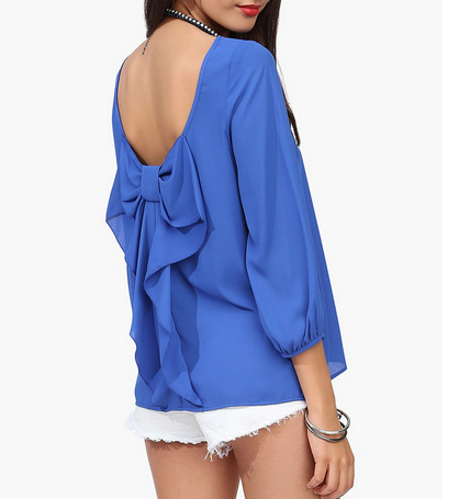 Bow top (more colors) · fashion struck · online store powered by storenvy