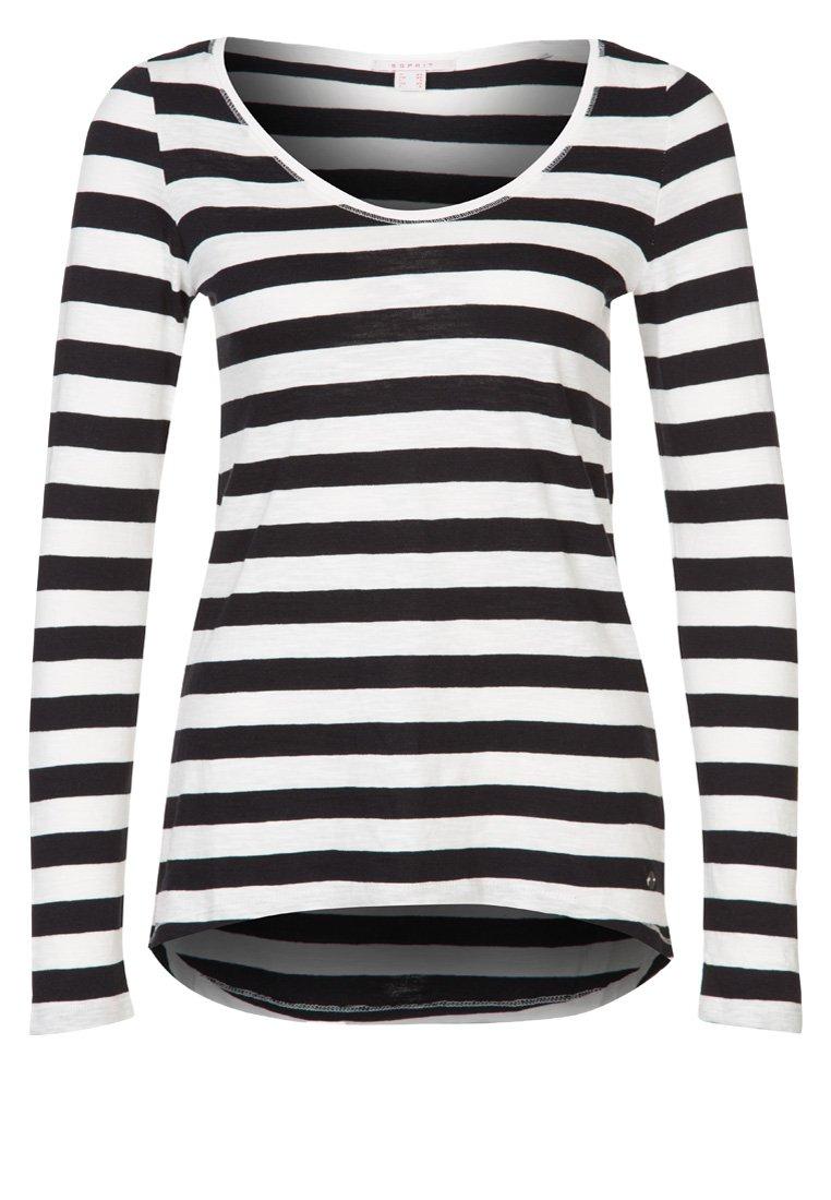 Esprit Langarmshirt - black - Zalando.de
