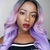 Lilac Ombre Heat Safe Synthetic Wig