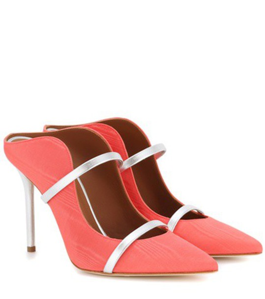 MALONE SOULIERS pumps red shoes