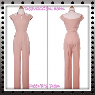 jumpsuit cute rompers celebrity style fashion slay ma slay romper cute outfits kim kardashian style beyonce fashion glamour fashionista celebstyle for less pink