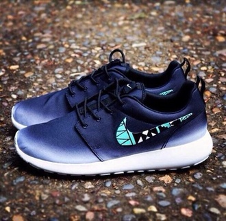shoes nike running shoes roshes ombre