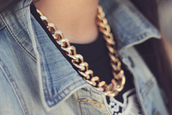jewels,chain,necklace,gold,gold chain