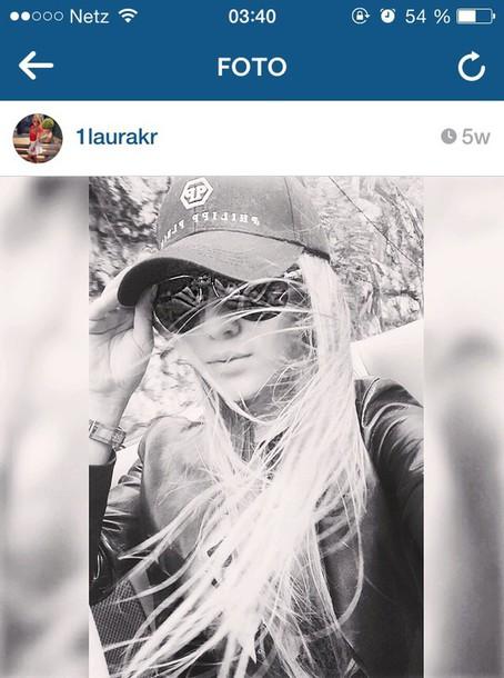 hat phillip designer trucker caps truckerhat cap luxury luxury fashion deadstock hair accessory unisex women accessories