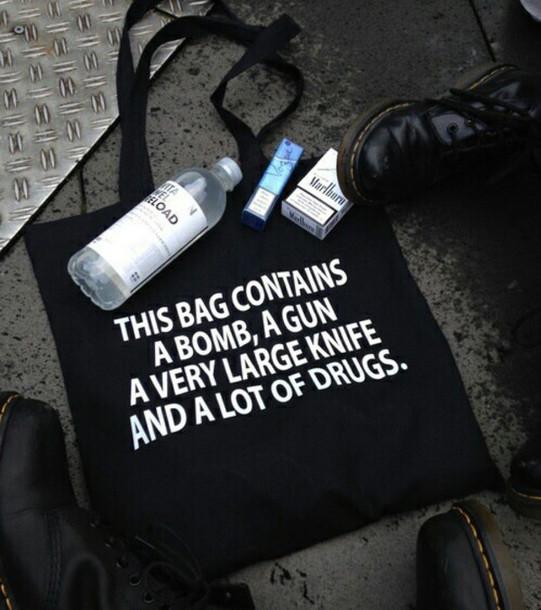 bag grunge rock