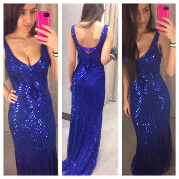 dress sequin dress blue prom dresses blue sequin dress