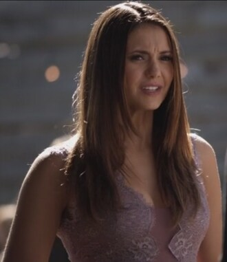 dress nina dobrev the vampire diaries elena gilbert