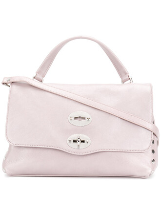 women soft leather nude bag