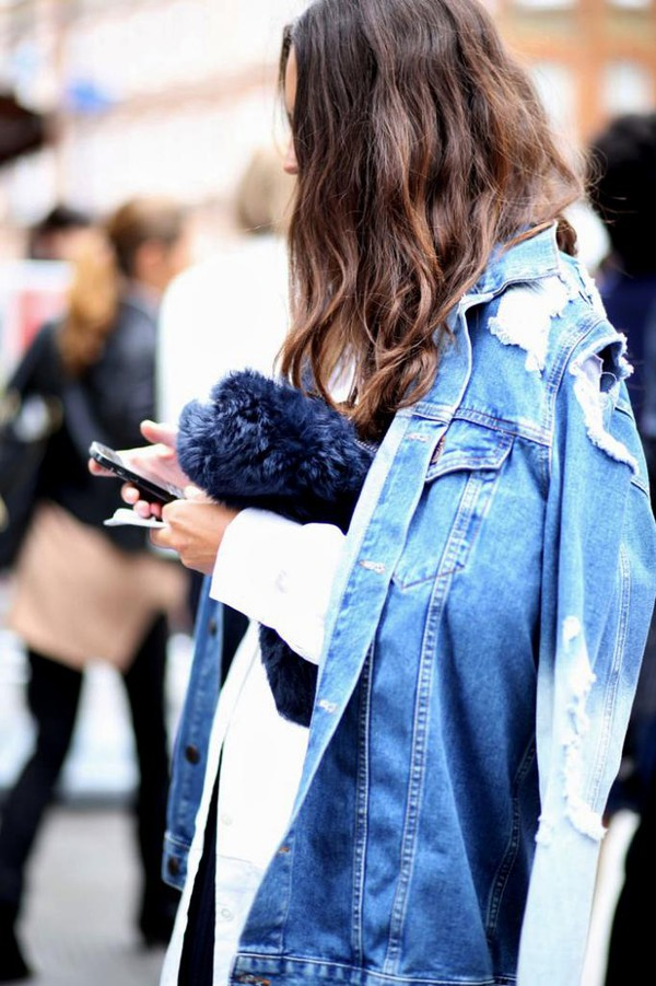 le fashion blogger jeans jacket bag shirt hat