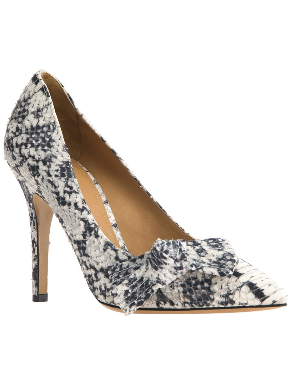 Isabel Marant 'poppy' Pump - Luisa World - Farfetch.com