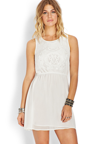 dress white good