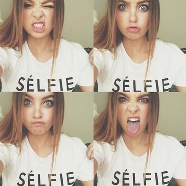 shirt selfie hipster