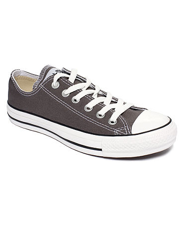 Converse Women's Chuck Taylor All Star Ox Sneakers from Finish Line - Finish Line Athletic Shoes - Shoes - Macy's