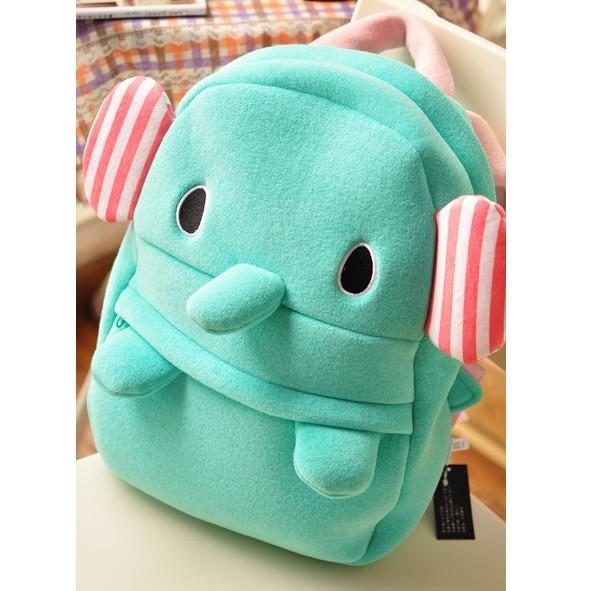 Sentimental Circus Member Elephant/rilakkuma/panda backpack shoulder school bag Xmas Gift Novelty toy 5pcs/Lot Free Shipping-in Backpacks from Luggage & Bags on Aliexpress.com