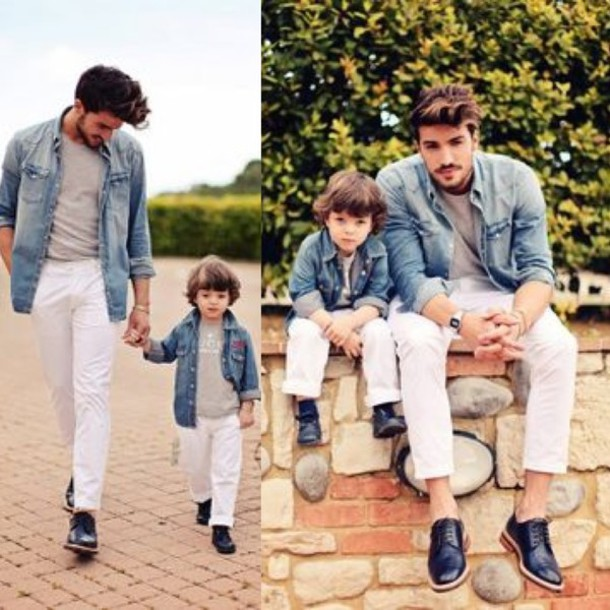 dress me and my kids fashion lifestyle for mums shirt guys ...
