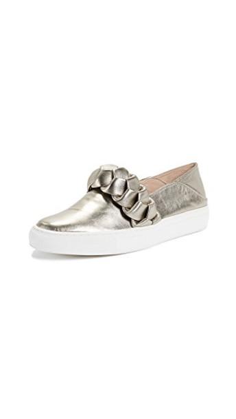 Rachel Zoe braid sneakers shoes