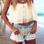 Fashion Chiffon Crop Top|Disheefashion