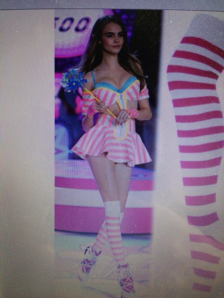 dress costume victoria's secret candy