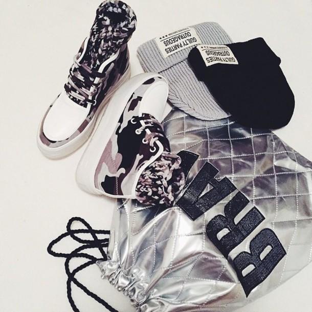 bag bag silver