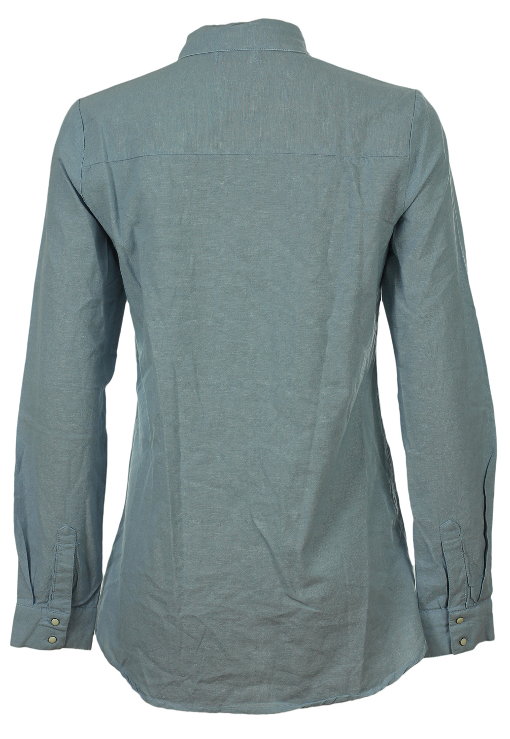 Camasa Pull and Bear Pondo Light Blue | Kurtmann.ro