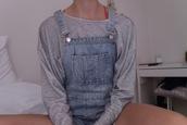 jeans,overalls,jumpsuit