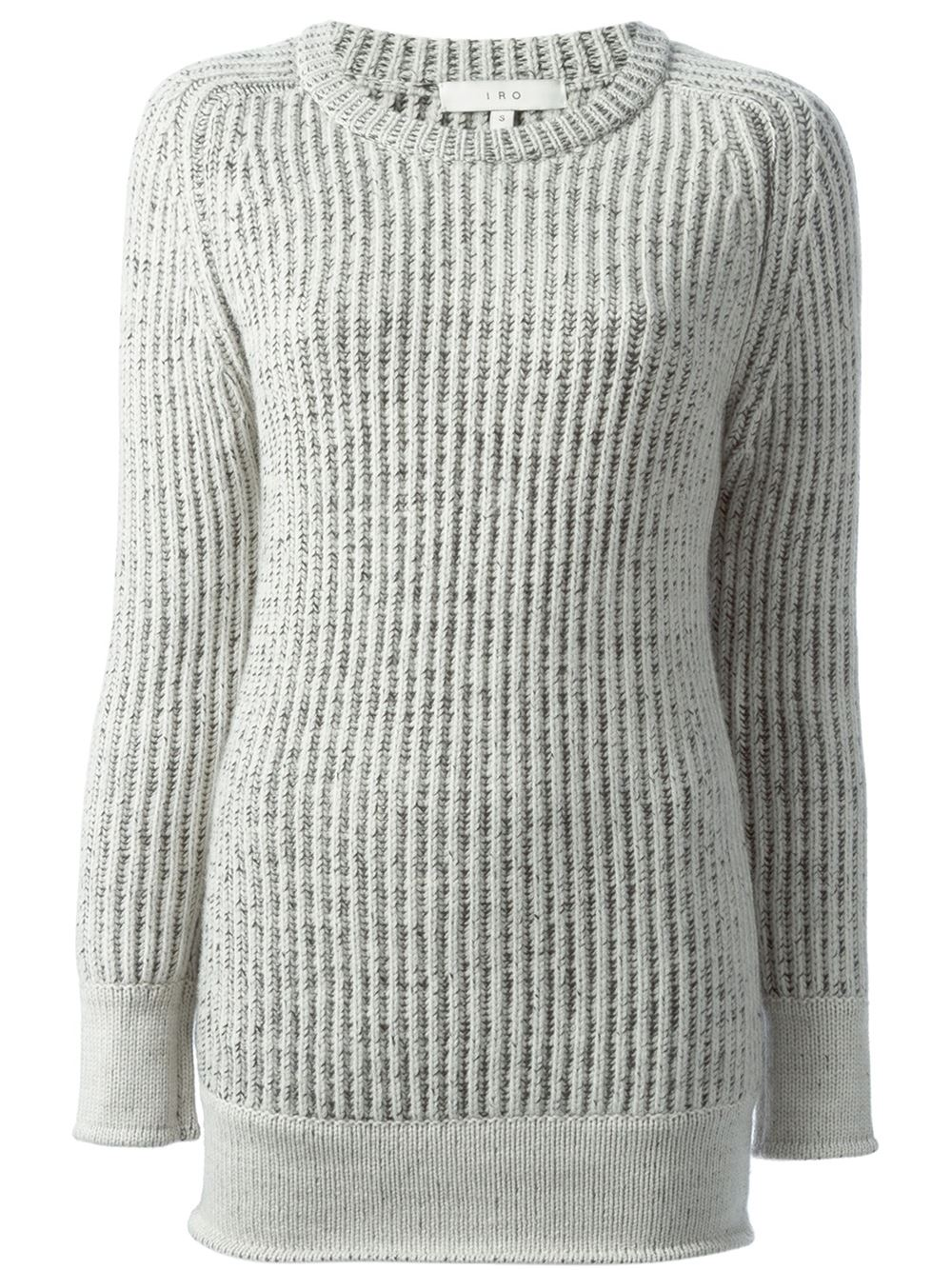 1bf5b00787c16 Iro Chunky Knit Ribbed Sweater - - Farfetch.com